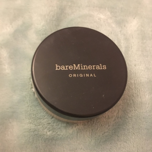 Bare Minerals Other - bare minerals original foundation in fairly light
